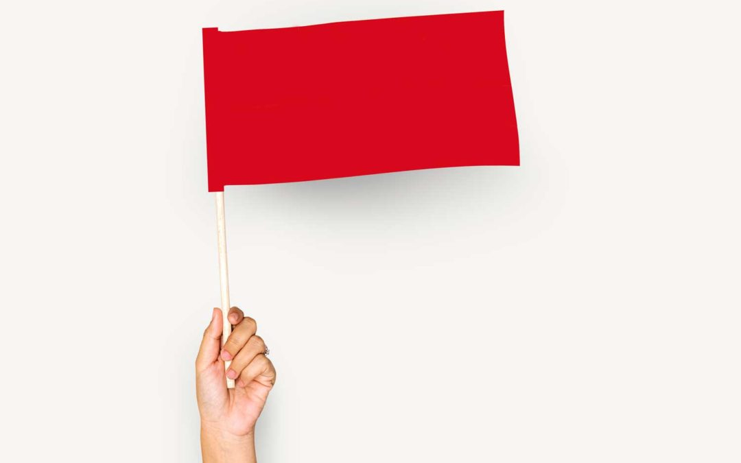 Red Flags of Risk in the church  – Part 1