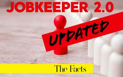Jobkeeper 2.0 for Churches – the detail you need to know! UPDATED!!