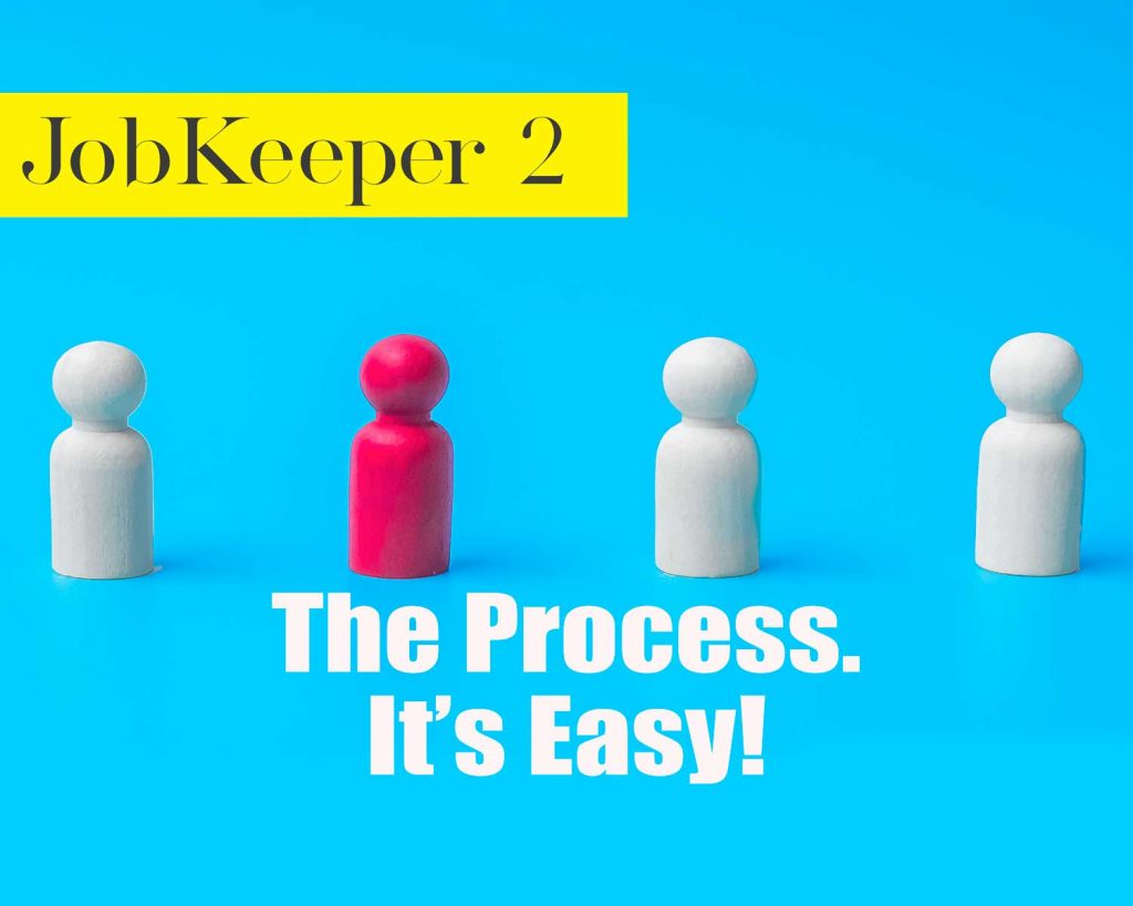 JobKeeper 2 – It is easier than we thought!