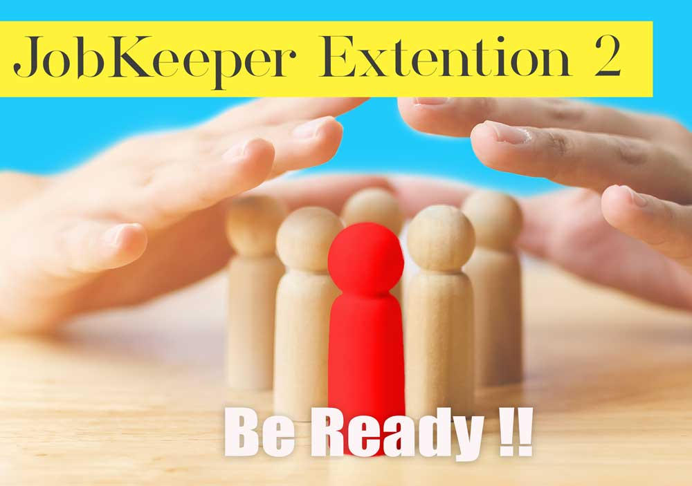 Christmas is coming & so is Jobkeeper Extension 2!